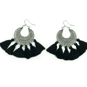 Tassel earrings NWT